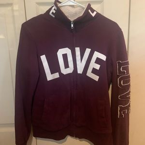 """LOVE"" Jacket"